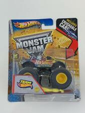 NIB 2013 Hot Wheels Monster Jam Off-Road Team Hot Wheels Firestorm #8 w/ Figure