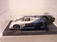 MONOGRAM MODEL RACING #85-4870 MARCH 83G BLUE THUNDER # 56 1/32 SLOT CAR