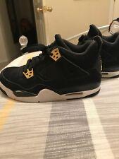 Jordan Brand Jordan 4 Retro Royalty Black Size 5 - Size 6