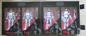 STAR WARS The Black Series Amazon Stormtrooper 4-Pack Exclusive BNISB!