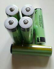 6PCS Genuine Protected Panasonic NCR18650B 3400mah Li-ion Battery USA seller