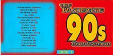 The Ultimate 90s Vol.3 cd album - Deep Forest,Noiseworks,Triple X,Corona +