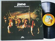 JANE BETWEEN HEAVEN AND HELL ORIG BRAIN KRAUT / PROG ROCK LP