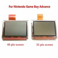 Original LCD Screen For Nintendo GBA Game Boy Advance Game Console Spare Parts