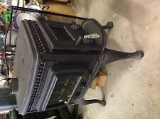 wood heater Newport Raywood model slow combustion woodheater