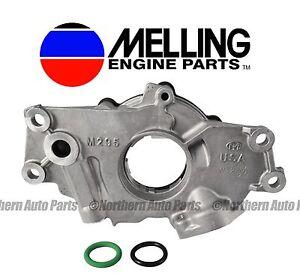 Genuine Melling M295 Oil Pump LS1 LS2 LS6 5.7L 5.3L 6.0L LS Camaro Corvette NEW