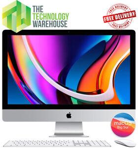 Apple iMac 27 Retina 5K - Intel i5-6500 CPU +Up to 32GB Ram +1TB Fusion +Big Sur