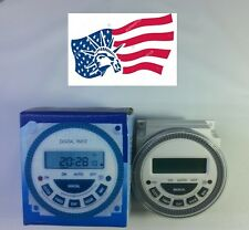 TM-619-3 Multipurpose Programmable Digital Timer With Remove Battery Input 24V