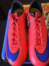 Nike Mercurial Jr Victory V soccer cleats Bright/Violet Size 3Y Tf Boy's Only
