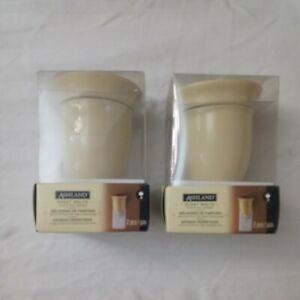 2 Ashland Scent Wax Warmer Melter New