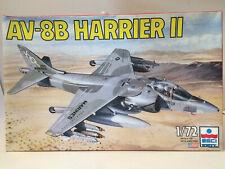 1/72 AV-8B HARRIER ll  ESCI MODEL  KIT                                        AN