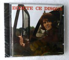 SHEILA RARE CD AUDIO  / ECOUTE CE DISQUE / NEUF SOUS BLISTER