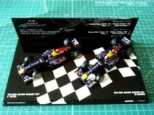 Sebastian VETTEL - MINICHAMPS 412110102 - RED BULL RB7 - WORLD CONSTRUCTORS 0130