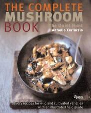 The Complete Mushroom Book: Savory Recipes for Wild and Cultivated-ExLibrary