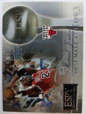 2005 05 Upper Deck Michael Jordan ESPY Award Winners #MJ2 Best Male Athlete