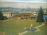 VINTAGE POST CARD PRINCESS MARGUERITE  STEAMER VICTORIA B.C.CANADA
