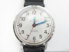 Vintage Bulova Accutron 214 Tuning Fork Movement Railroad Approved M7 1967 Watch