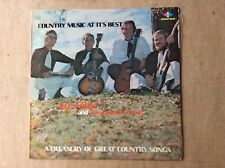 REG POOLE- Country Music At Its Best- LP- FULLY AUTOGRAPHED-  OZ COUNTRY