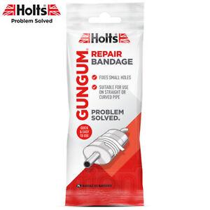 Holts Gun Gum Exhaust Silencer Repair Gas Tight Bandage Crack Holes Tape GunGum