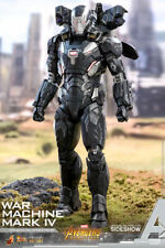 Hot Toys Avengers Infinity War War Machine Mk IV Diecast 1/6 FIgure IN STOCK