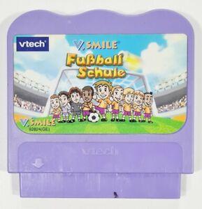 vtech V.SMILE Spiel FUSSBALL SCHULE dt. Rechnen/Lesen/Lernen/Vorschule