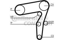 CONTITECH Kit de distribución FIAT PUNTO BRAVO SUZUKI SX4 ALFA ROMEO CT968K2