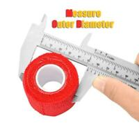 0-150mm 6 Zoll Mini Kunststoff Schiebe Messschieber Messgerät Handwerkzeuge