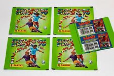 Panini em EC euro 96 1996 – 5 x bolsa Packet bustina über rare German version