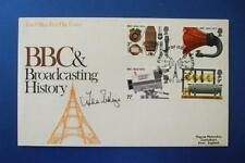 1972 BBC BROADCASTING FDC SIGNED BY JULIA MACKENZIE [ WEST END MUSICALS ]