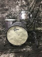 Gretsch 4pc 130th Anniversary Brooklyn (Shell Pack) - Grey Pewter Sparkle