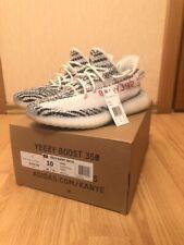 adidas Yeezy Boost 350 V2 Zebra, Size US 10 - White/Black/Red