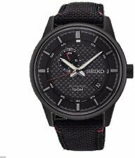 Seiko 5 Sports Men's Black Watch - SSA383K1