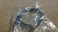 CAT5E UTP RJ45 PATCH NETWORK ETHERNET CABLE - BLUE - BRAND NEW - SEALED