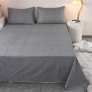 Egyptian Comfort Bed Sheet 1800 Thread Count 4 Piece Bed Sheet Set Deep Pocket