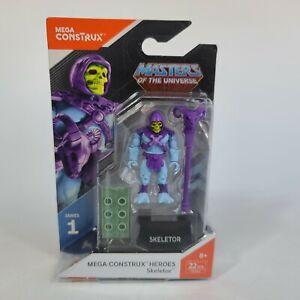 Mega Construx - Heroes - Series 1 - SKELETOR Masters of the Universe - MOTU NEW