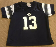 Byu Cougars 13 Blue Toddler Jersey Shirt - Size 2T