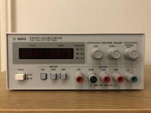 Agilent E3630A Triple Output DC Power Supply