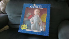 "Vintage Gerber Drink & Wet Baby Doll 11"" with box"