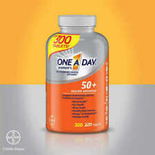BAYER One A Day Women 50 Advantage Multivitamin 300 tablets FREE SHIPPING