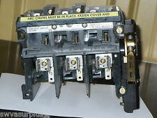 Allen-Bradley 1494V-DS30 Fusible Disconnect Switch With Fuse Block, Used