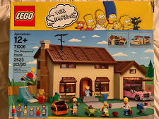 LEGO THE SIMPSONS HOUSE (71006) NEW!