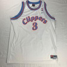 Vintage Nike Men's Quentin Richardson #3 LA Clippers Jersey - XL +2 Length