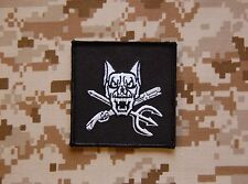 NSW Dog Handler Patch Navy SEAL K9 Riley US Navy USN AOR1 DEVGRU Hook Backing