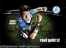 Yannis Becker Stuttgarter Kickers 2011-12 TOP +A 11726