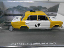 LADA 1500 THE LIVING DAYLIGHTS JAMES BOND 007 DeAGOSTINI IXO 1:43