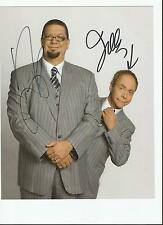 The Very Best  Penn & Teller Signed 8 x 10 Photo On Ebay #2