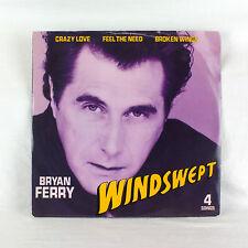 "Bryan Ferry - Windswept - Music Vinyl 12"" Record"