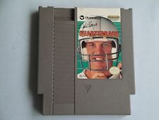 Nintendo Nes John Elway's Quarterback Polished Pins, Cleaned & Tested