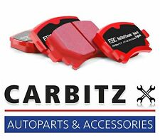 Holden VE Calais 3.6L V6 EBC RED STUFF Front and Rear brake pads 2006-2013