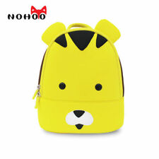 NOHOO Tiger Lightweight Neoprene Backpack Preschool Kindergarten DayCare Age 2-5